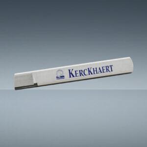 L' aiguiseur rapide KERCKHAERT pour renette et un aiguiseur de poche très pratique ! Facile d'utilisation, légé. Il vous permettra d'obtenir un très bon affûtage de la lame de votre renette ! Testé et approuvé !