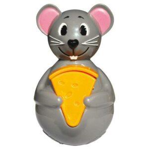 Ce jouet pour chat KONG®, permet de stimuler l'instinct du félin grâce à sa clochette interne. Dés que le chat l'attaque, ce jouet bascule et revient toujours en place. Un jeu imprévisible qui lui permet de développer son penchant de chasseur. Idéal pour que le félin joue tout seul pendant de longues heures. Peut-être rechargé avec l'herbe à chat KONG® pour étendre le temps de jeu. Un premier sachet est fourni avec le jouet ;-)